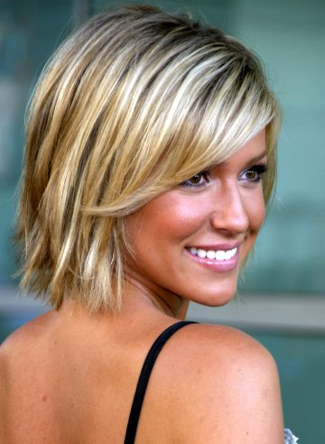 kristin cavallari hairstyle. Hair: To cut or not to cut