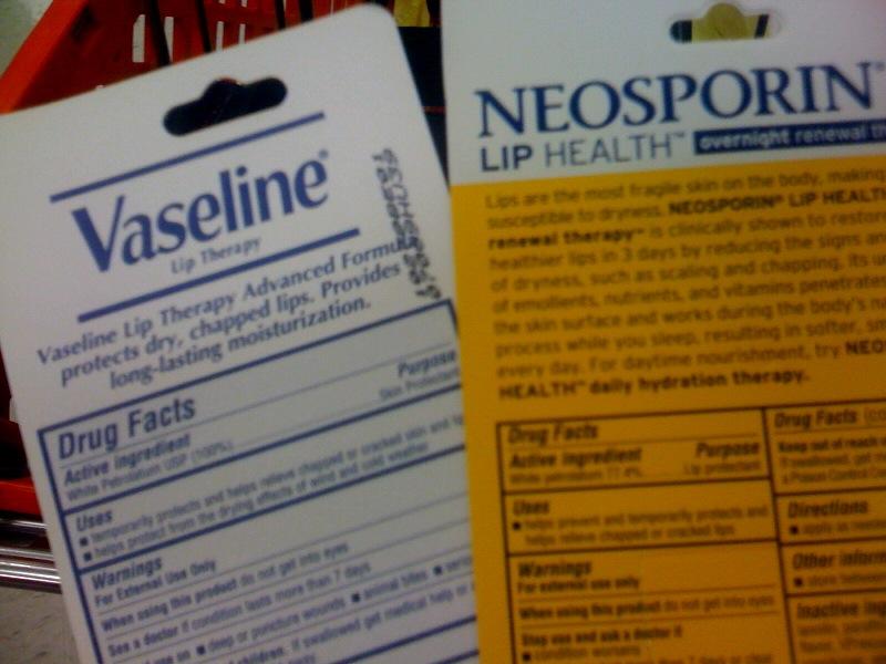 Neosporin active ingredients
