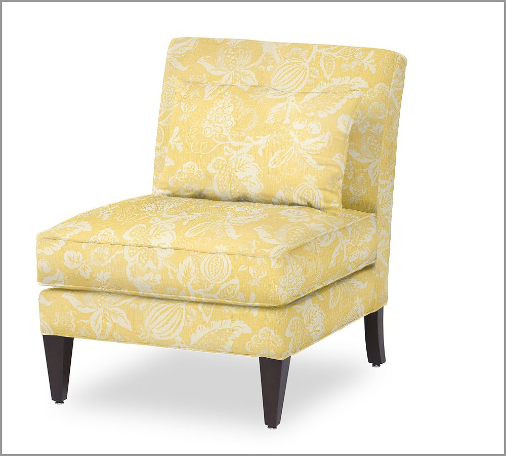 Pottery Barn Easy Chairs: The Lovely Lifestyle
