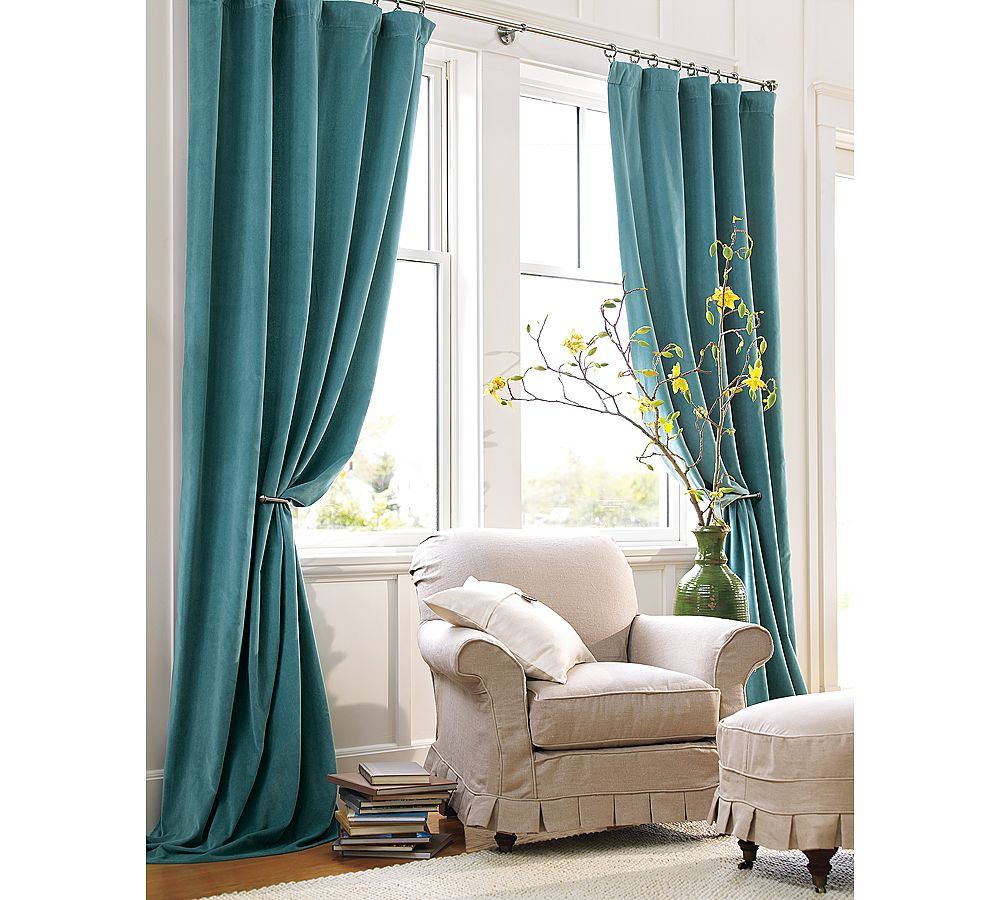 Velvet Drapes and Curtains Custom Velvet Drapes | Velvet Drapes