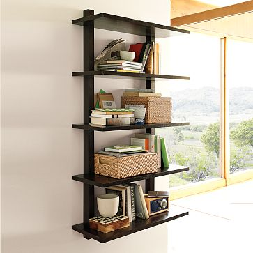 bookcase shelf plans