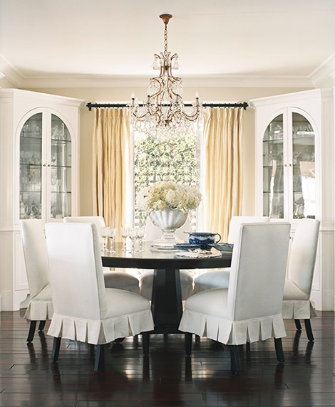Built ins the lovely lifestyle - Dining room built ins ...