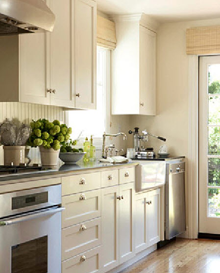 Kitchen beadboard the lovely lifestyle Better homes and gardens lifestyle