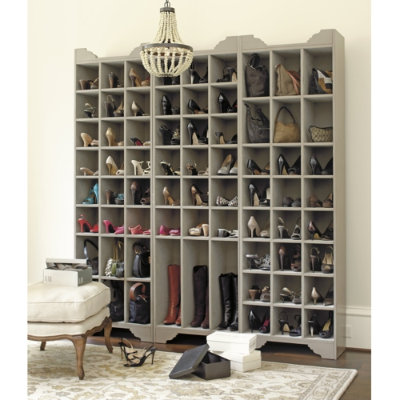 shoe storage chest plans