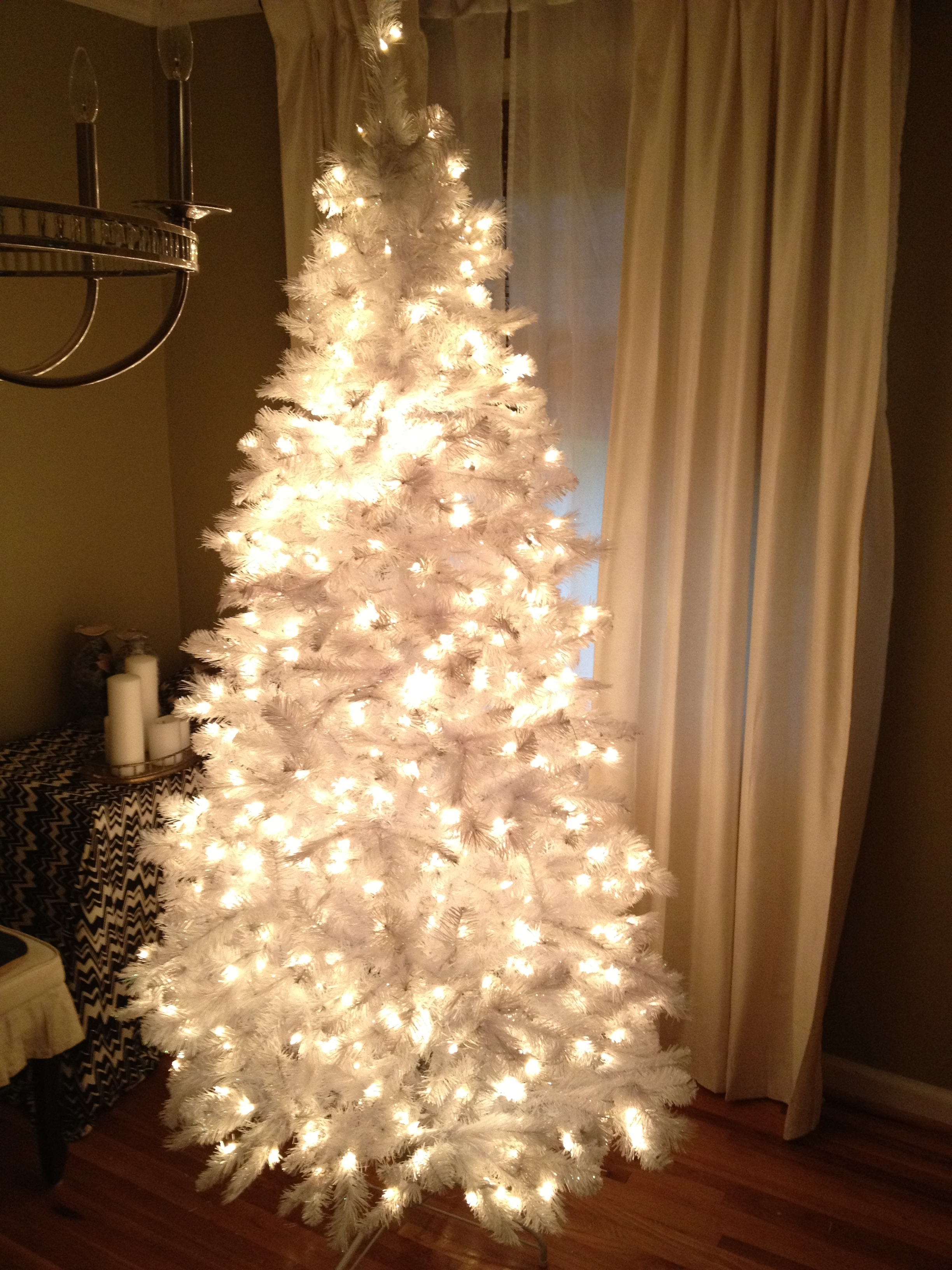 White Tree The Lovely Lifestyle