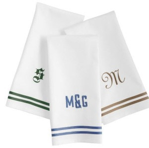 mark and graham cotton guest towel