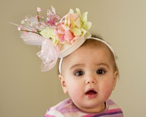 amarmi fancy nancy baby hat