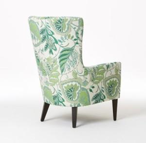 victor armchair back