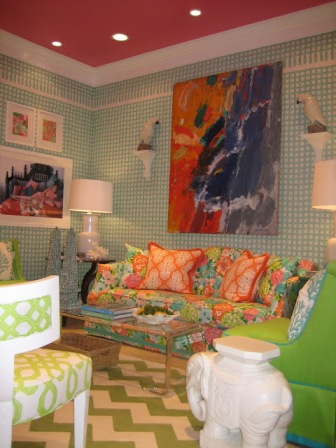 lilly pulitzer lee jofa room
