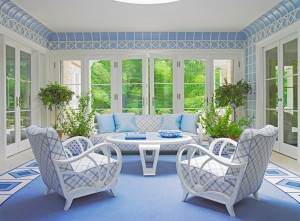 anthony baratta sunroom - the lovely lifestyle