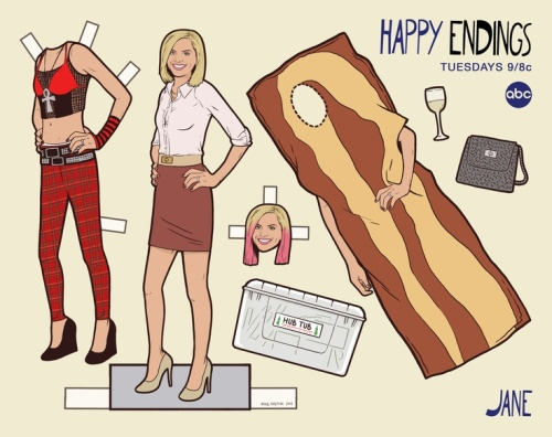 jane paper doll from happy endings