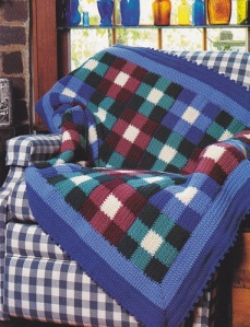 gingham furniture- bad