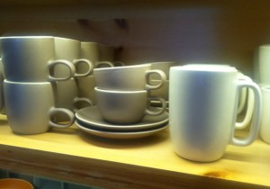 heath ceramics - mug handles