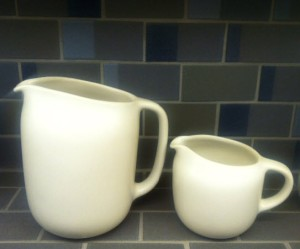 heath ceramics - pitchers and tile