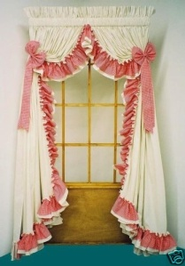 old country drapes