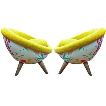 Paule Marrot Tulips chairs