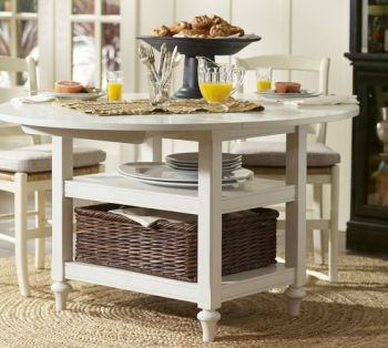 shaynes drop leaf table pottery barn