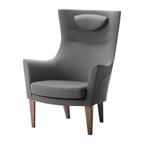 stockholm chair with high back