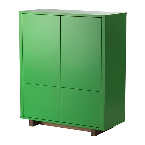 stockholm green cabinet